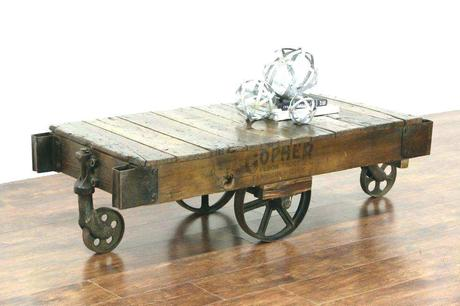 industrial coffee table cart factory cart coffee table superb industrial coffee table cart industrial cart coffee construction