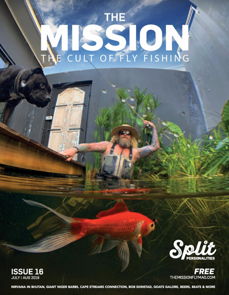 The Mission Fly Mag – N°16