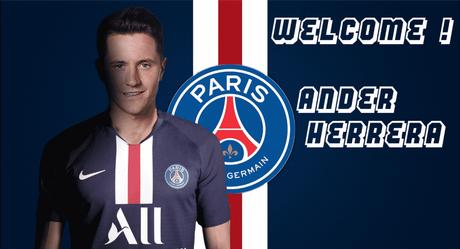 OFFICIEL ! Herrera signe au PSG !