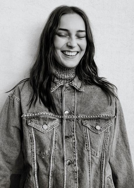 Julia Bergshoeff par Sonia Szostak