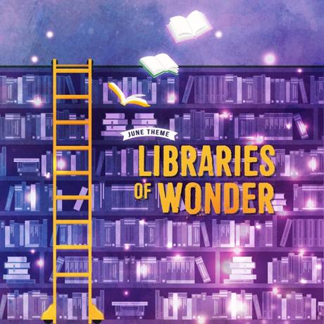 [OWLCRATE] – Unboxing du mois de juin : LIBRARIES OF WONDER