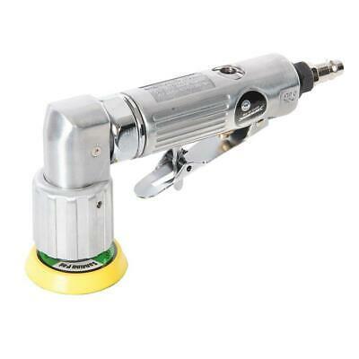 Silverline 672976 Mini ponceuse pneumatique 50 mm