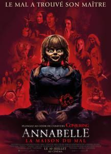 ANNABELLE – LA MAISON DU MAL (Critique)