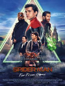 [Critique] Spider-Man – Far From Home