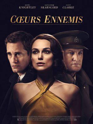 Coeurs Ennemis (2019) de James Kent