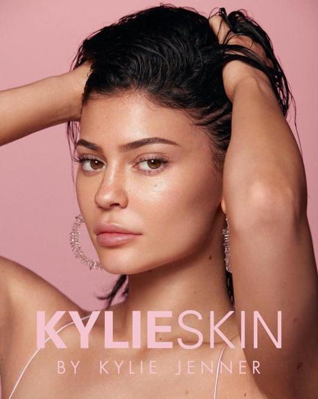 Unboxing et premier avis sur ma commande Kylie Skin de Kylie Cosmetics !