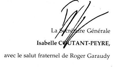 Association Roger Garaudy pour le Dialogue des Cultures (1998)