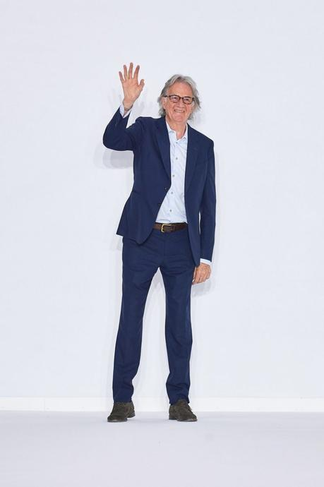 Paul Smith ose la couleur et les volumes