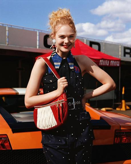 A Guide To Cool : Volume 58 – Elle Fanning