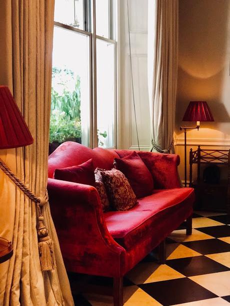 Londres / Dormir au Roseate House /