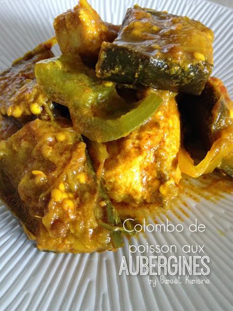 sweet kwisine, aubergine, tarte, tatin, vapeur, colombo, ricotta, aubergines farcies, pizz'aubergines, recettes