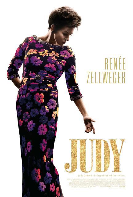 Nouveau trailer pour Judy de Rupert Goold