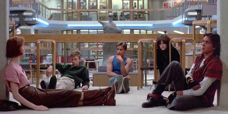 [TOUCHE PAS À MES 80ϟs] : #48. The Breakfast Club