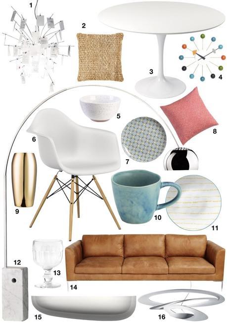 maison à malaga espagne shopping liste décoration intérieure - blog déco - clem around the corner