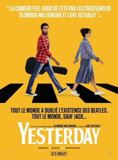Yesterday (2019) de Danny Boyle