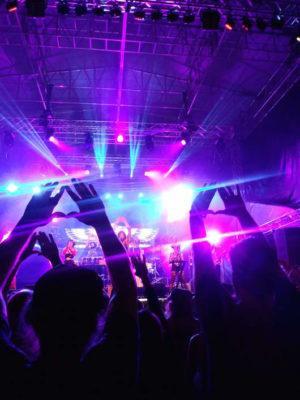 Golden Dawn Arkestra : Première messe musicale Illuminati réussie pour le FEQ