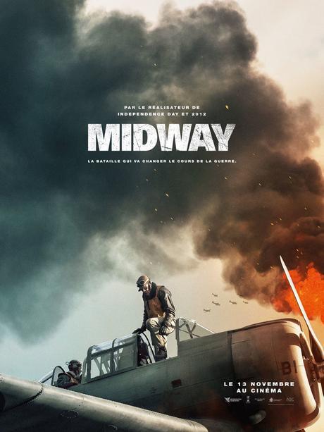 MIDWAY réalisé par Roland Emmerich - au Cinéma le 13 Novembre 2019