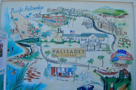 Palisades Village, shopping chez les riches