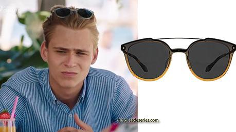 DEMAIN NOUS APPARTIENT : les lunettes solaires de Bart dans l'épisode 503