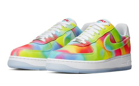 Nike célèbre la 15 ème marche Summer of Peace de Chicago avec une Air Force 1 Low Tie and Dye