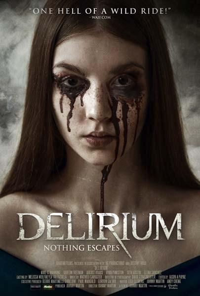 DELIRIUM (2018) ★★★☆☆