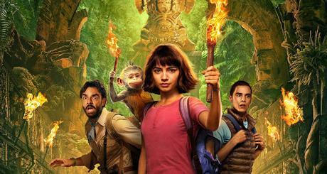 Bande annonce VF finale pour Dora et la Cité Perdue de Nicholas Stoller