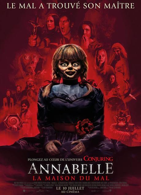 [CRITIQUE] : Annabelle : La Maison du Mal