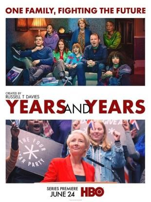 [Critique série] YEARS AND YEARS