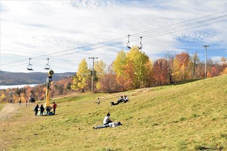 Pourquoi l'automne est-elle la meilleure saison pour visiter le Canada et Montréal ?