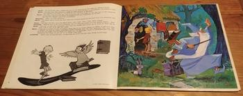 Livre-disque – Merlin l'enchanteur raconté par Georges Chamarat