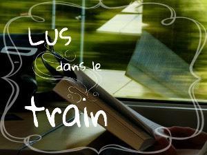 « Lus dans le train » #22