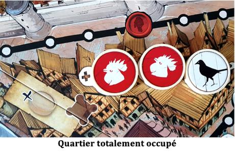 Test de La Cour Des Miracles de Vincent Brugeas et Guilhem Gautrand chez Lumberjacks Studio
