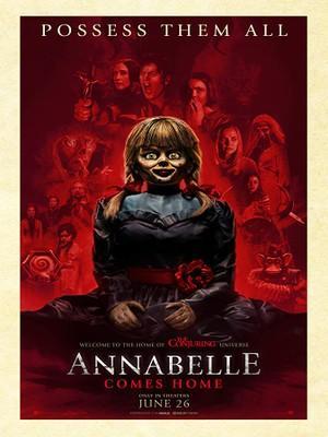 Annabelle - la Maison du Mal (2019) de Gary Dauberman