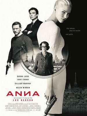 Anna (2019) de Luc Besson