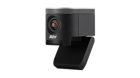La caméra de visioconférence AVer CAM340+ offre 120° d'angle de vue