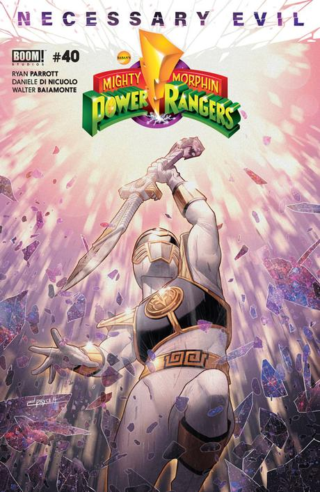 Mighty Morphin' Power Rangers #40