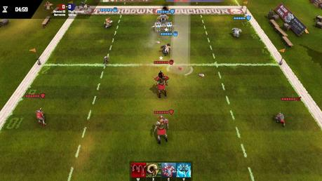 #Gaming - #Cyanide - Blood Bowl Death Zone - Un jeu de football et de destruction en temps réel !