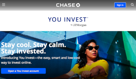 You Invest by J.P.Morgan Chase