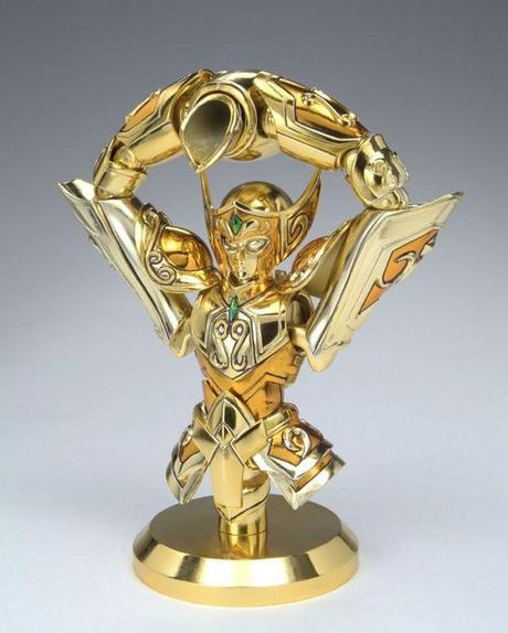 La saga des Myth Cloth – la légendaire gamme de figurines Saint Seiya de Bandai