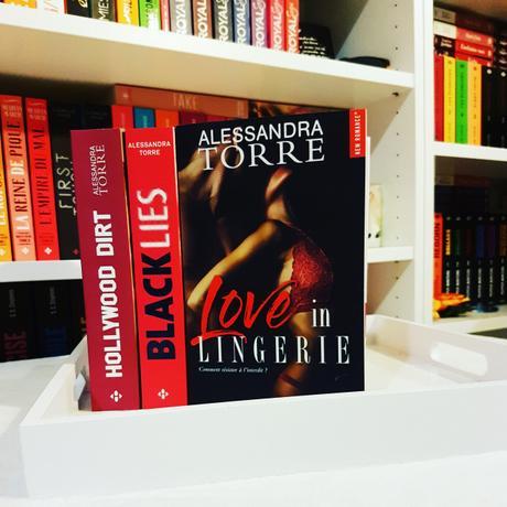 Love in Lingerie | Alessandra Torre (#1)