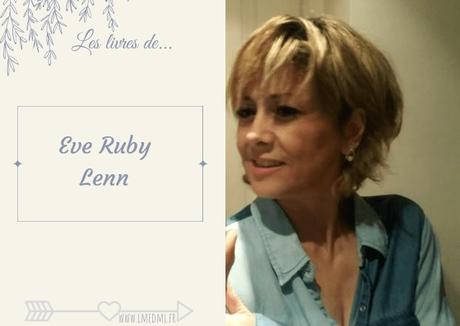 Les livres de… Eve Ruby Lenn