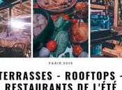 PARIS Terrasses Restaurants