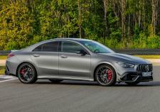 Mercedes-Benz CLA 45 AMG 2020