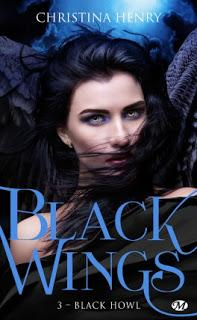 Black Wings tome 3 : Black Howl de Christina Henry