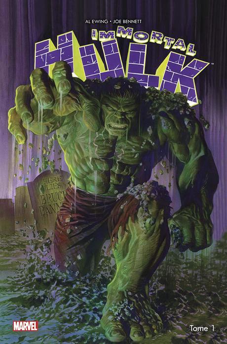 Immortal Hulk Tome 1