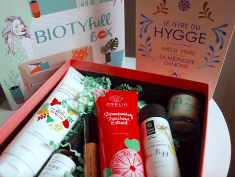 Biotyfull Box de mai : la Hygge!