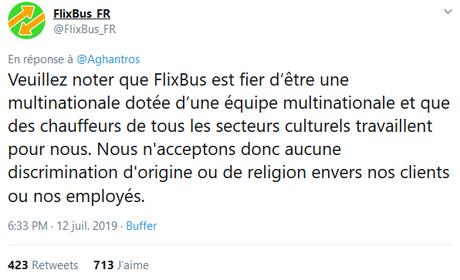 #FlixBus emploie (yait ?) un néo-nazi