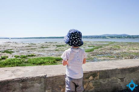 île Orléans en famille