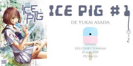 Ice pig #1 • Yukai Asada