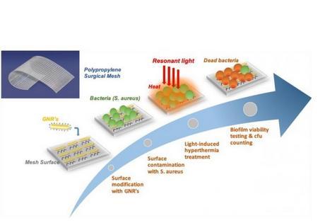 BIOFILM : Nanotechnologie et photonique pour le prévenir